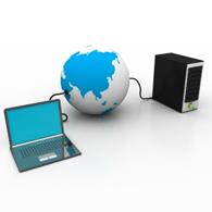 Cloud Computing über das Internet