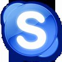 Skype Messenger Logo