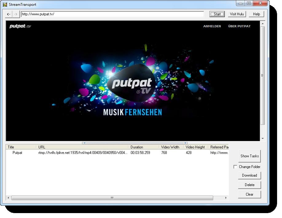 PutPat Musik-TV