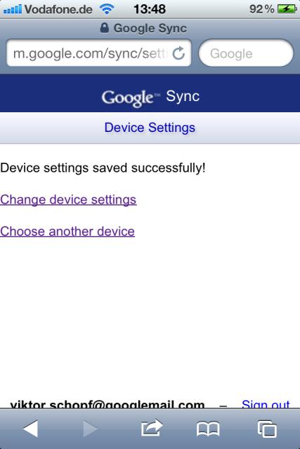 abrufen email von icloud auf gmail