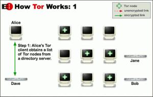 Wie Tor funktioniert 1