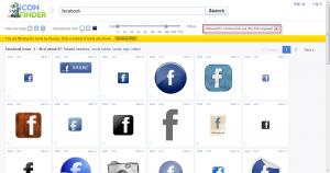 iconfinder facebook