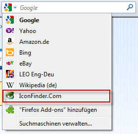 iconfinder firefox