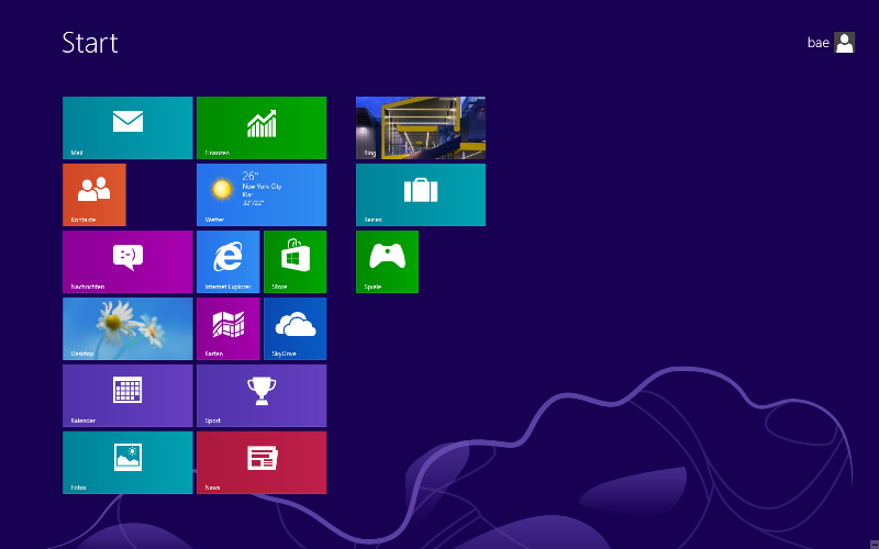 Windows 8 RTM