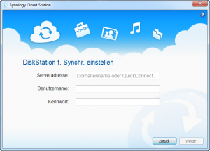 Synology Cloud Station Client 2
