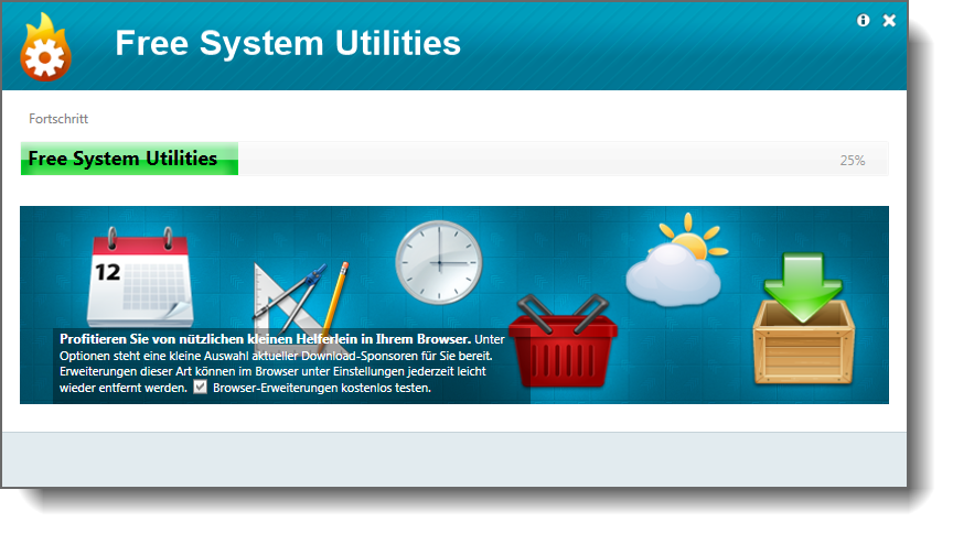 Free System Utilities Setup