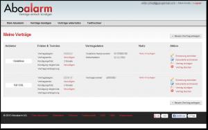 Aboalarm Online Service