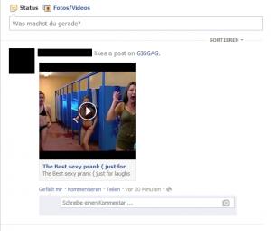 Fake-Video im Inkognito Fenster öffnen